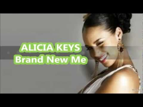 Alicia Keys  Brand New Me  Lyrics On Screen  HD