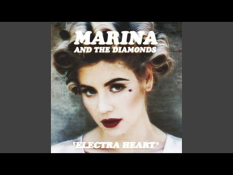 Marina - Bubblegum Bitch (Lyrics) \