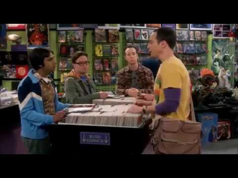 The Big Bang Theory S11 E09 Bitcoins Investment