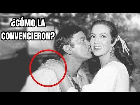 MARÍA FÉLIX NO QUERÍA FILMAR CON PEDRO INFANTE