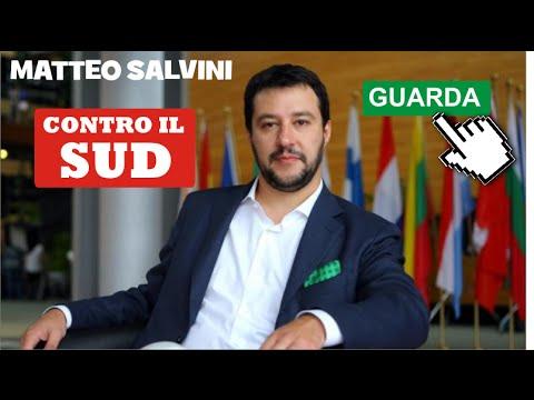 Matteo Salvini insulta i Napoletani  via @YouTube solo in  popolo di caproni,poteva diventare min. uno che meno di 10anni fa disprezzava i suoi concittadini in questo modo ma io mi #vergogno perché col mio voto #M5S gli ha dato voce - UkusTom