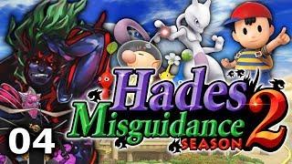 Hades' Misguidance: Season 2, Episode 4 - Ness, Olimar & Mewtwo (ft. Arlon)