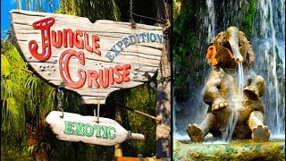 Top 10 BEST Jungle Cruise Secrets- Walt Disney World