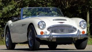 1967 Austin Healey 3000 Mk III phase 2 for sale, a vendre, verkauf, te koop