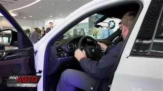 Proabto Тест Драйв BMW X4 Тестдрайв БМВ Обзор