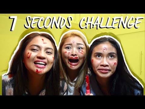 7 SECONDS CHALLENGE FT Pamela Swing & Rozel Basilio!
