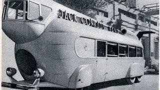 Ben Bernie Band Bus