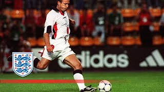 Shearer's England thunderbolt | From The Archive