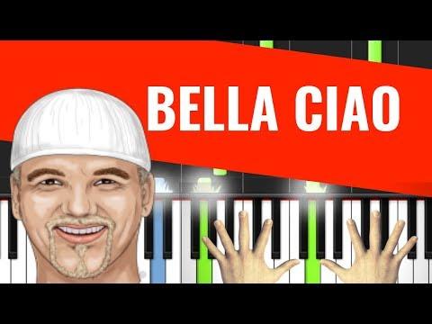 🎼 PRO. MIDI FILE : Bella Ciao (Silverjam Remix) / DJ Otzi Mp3