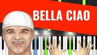 🎼 PRO. MIDI FILE : Bella Ciao (Silverjam Remix) / DJ Otzi