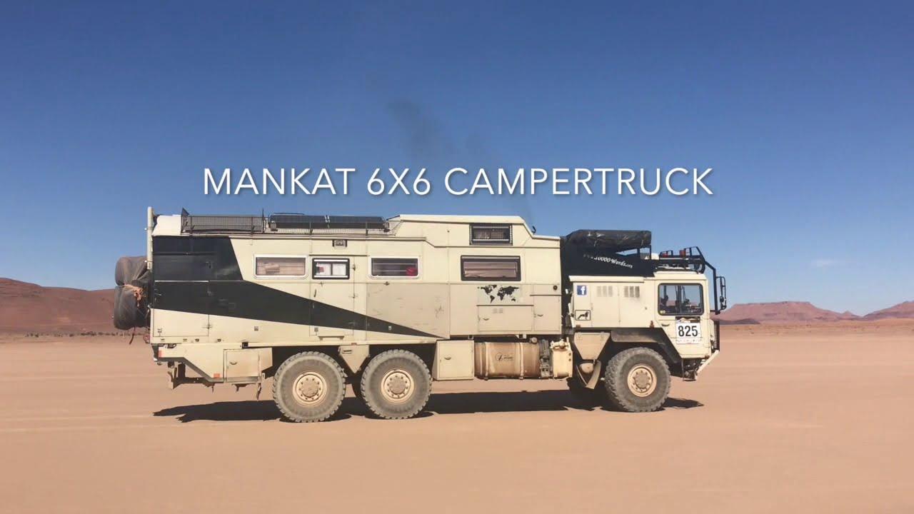 Our Mankat Overland Campertruck