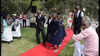 Killer T Hondo mini bridal dance (Coach Danny +263772696318)