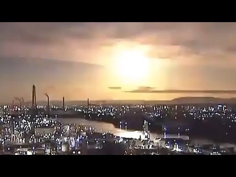 Huge Fireball Sighted Over Western Japan ( November 29, 2020 )