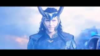 Loki + Thor Happier (BASTILLE & Marshmello)