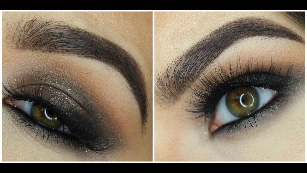eyebrow shadow. detailed eyebrow tutorial using powder products | kateyedtv shadow r