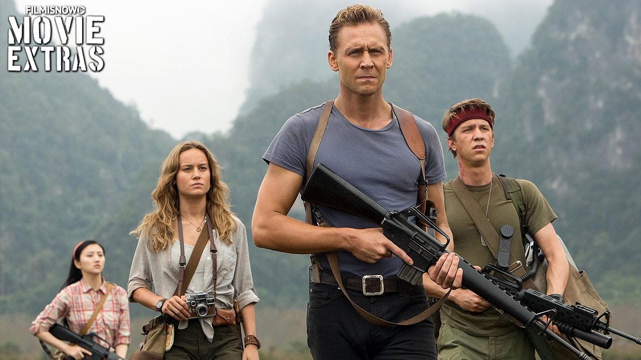 Kong Skull Island The Cast Imax Featurette 2017 Youtube