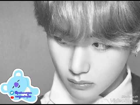BTS's V TAEHYUNG- OH HOLY NIGHT COVER