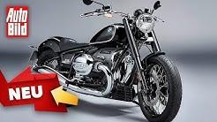 BMW R18 (2020): Neuvorstellung - Motorrad - Cruiser - Boxer - Infos