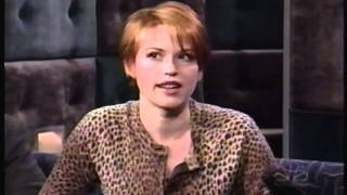 Molly Ringwald on Conan (1996-10-22)
