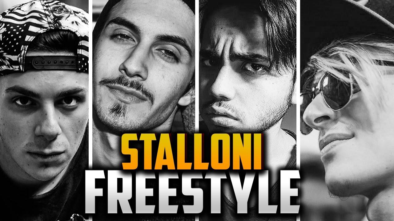 Vuole Il Stalloni Freestyle Salmo FeatchakraBlur Battle1 reWCdxBoQ