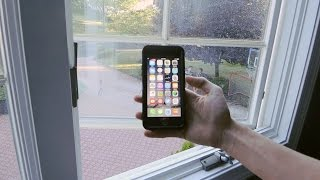 iPhone 6 Drop Test: Otterbox Defender Series
