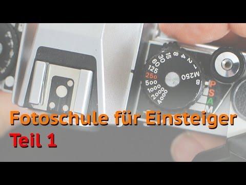 Fotoschule für Einsteiger - Teil 1 - Full HD 1080p