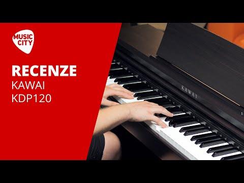 Recenze digitálního piana Kawai KDP120