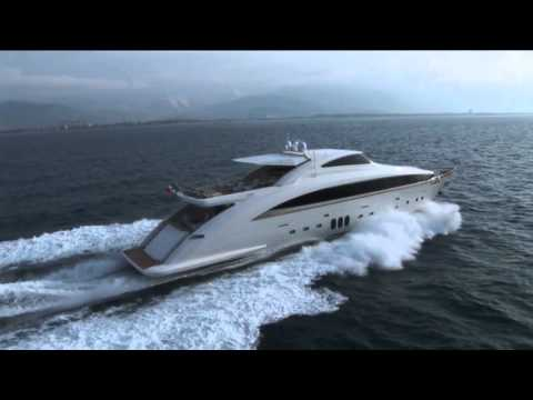 Amer 116' Super yacht. One of the best layouts and hull performance of its category.