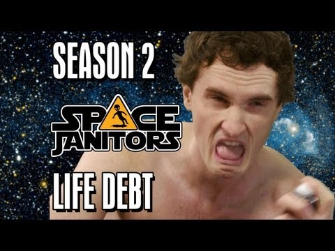 Life Debt - Space Janitors Season 2 Ep. 3