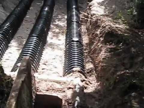 Septic Tank Drainage in Massillon