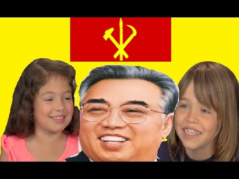 KIDS REACT TO JUCHE SOCIALISM