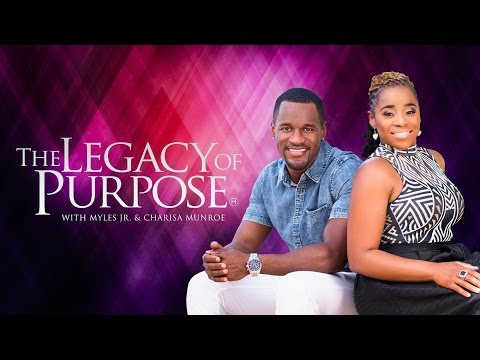 The Legacy Of Purpose - Ep. 01