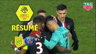 FC Nantes - Paris Saint-Germain ( 1-2 ) - Résumé - (FCN - PARIS) / 2019-20