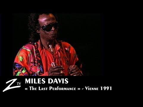 "Miles Davis - Human Nature - ""The last performance""- Vienne 1991 LIVE HD Mp3"