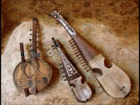 Afghan Instrumental - Rubab from Afghanistan 2
