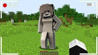 VAMPİR KIZ ÖNÜMDE SOYUNUYOR! ❤️😍 - Minecraft