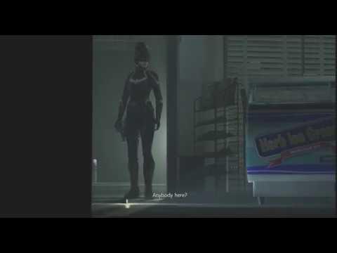 Resident Evil 2 Remake: Captain Marvel Mod