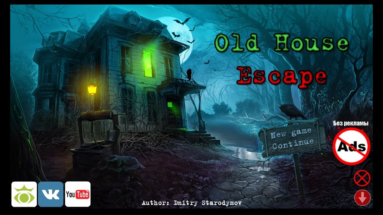 old house escape walkthrough youtube