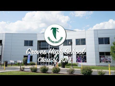 Groves High School 2019 Graduation