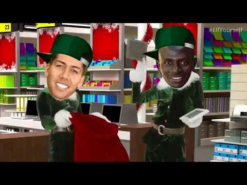 6e80ad762c6 LFC Christmas Dance Elf Yourself Liverpool - YouTube