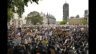 London Protests Live stream