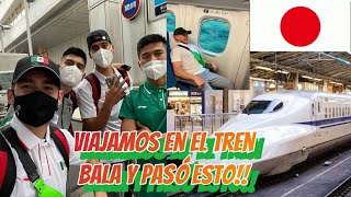 VIAJANDO A JAPON CON LA SELECCION MEXICANA (JUEGOS OLIMPICOS TOKIO 2020)...
