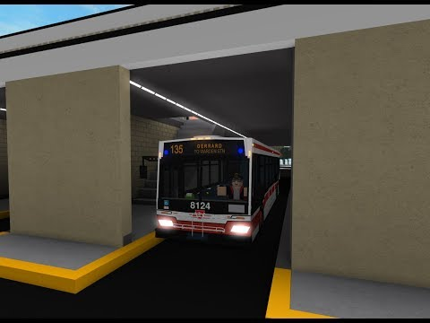 [ROBLOX] Toronto Transit Commission 2010 Orion VII NG Diesel [8124] (Part 2)