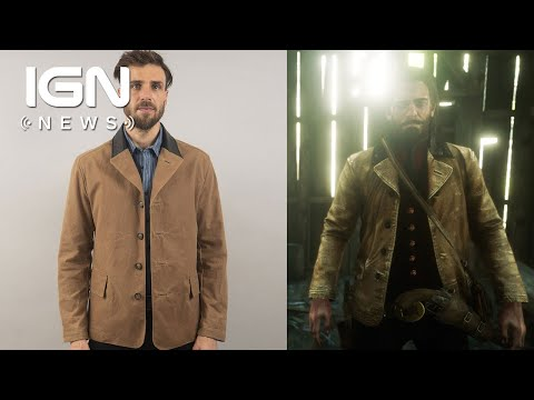 Real-Life 'Red Dead Redemption 2' Clothes Fulfill Your