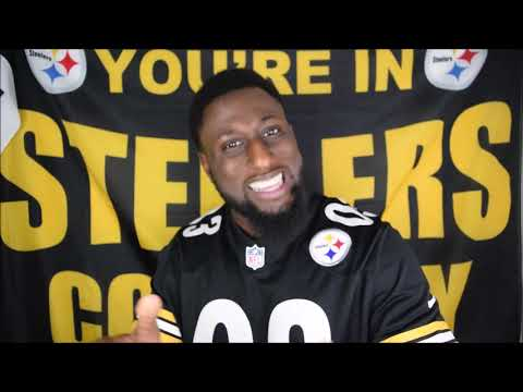 2018 Week 8 Steelers vs Browns Post Game