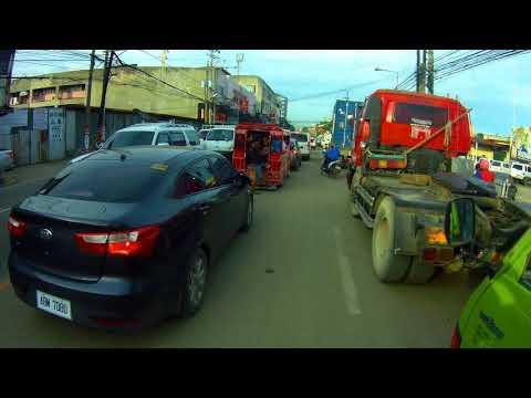 RUSHING THROUGH RUSH HOUR TRAFFIC, Cebu City, Philippines