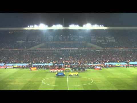 Chile vs Spain - Loftus Versfeld Stadium (Fifa World Cup 2010)