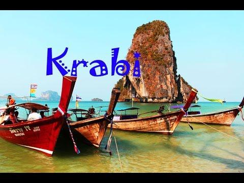 Discover Krabi:  Ao Nang, Railay, Noppharat Thara Beach, Krabi Town