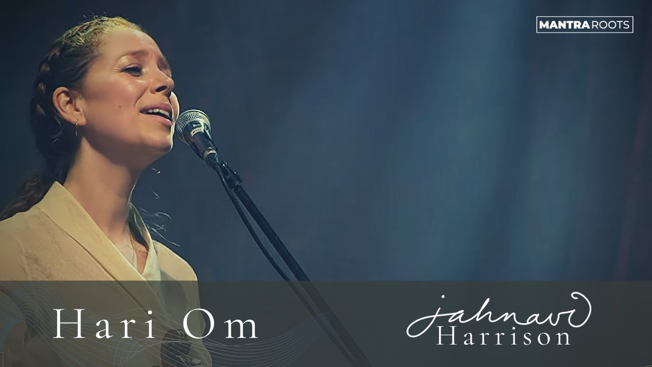 Hari Om (May All Be Blessed) — Jahnavi Harrison - LIVE at the Shaw Theatre, London