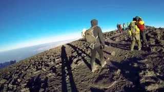 Reaching the Summit of Kilimanjaro